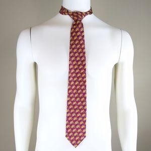 Josh Bach 'Bikes In Motion' Necktie